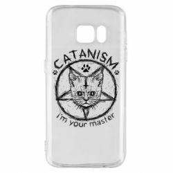 Чехол для Samsung S7 CATANISM i am you master
