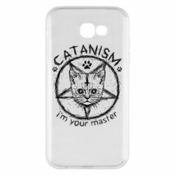 Чехол для Samsung A7 2017 CATANISM i am you master