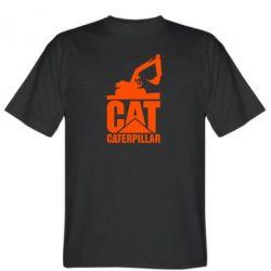 Чоловіча футболка Caterpillar cat