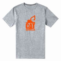 Чоловіча стрейчева футболка Caterpillar cat