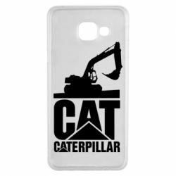 Чохол для Samsung A3 2016 Caterpillar cat
