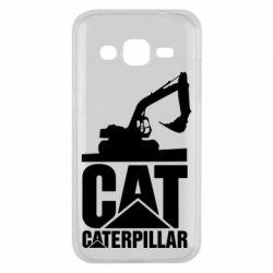 Чохол для Samsung J2 2015 Caterpillar cat