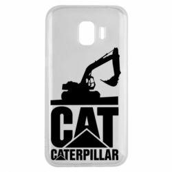 Чохол для Samsung J2 2018 Caterpillar cat