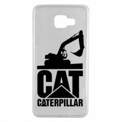 Чохол для Samsung A7 2016 Caterpillar cat