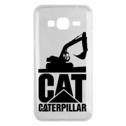 Чохол для Samsung J3 2016 Caterpillar cat