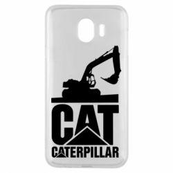 Чохол для Samsung J4 Caterpillar cat