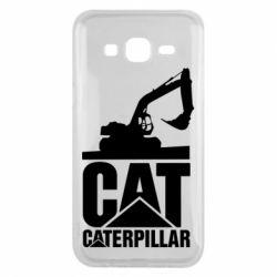 Чохол для Samsung J5 2015 Caterpillar cat