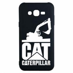 Чохол для Samsung J7 2015 Caterpillar cat