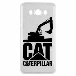 Чохол для Samsung J7 2016 Caterpillar cat