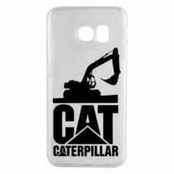 Чохол для Samsung S6 EDGE Caterpillar cat