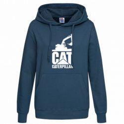 Толстовка жіноча Caterpillar cat
