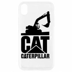 Чохол для iPhone XR Caterpillar cat