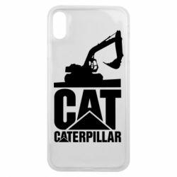 Чохол для iPhone Xs Max Caterpillar cat