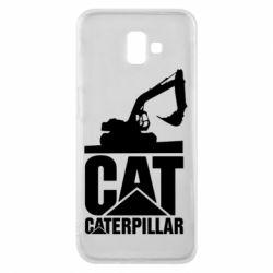 Чохол для Samsung J6 Plus 2018 Caterpillar cat