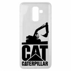 Чохол для Samsung J8 2018 Caterpillar cat