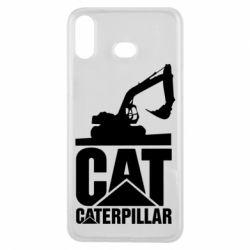 Чохол для Samsung A6s Caterpillar cat