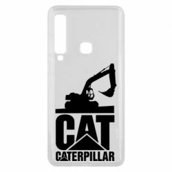 Чохол для Samsung A9 2018 Caterpillar cat