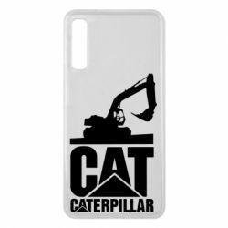 Чохол для Samsung A7 2018 Caterpillar cat