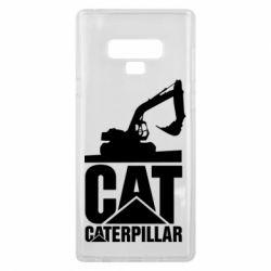 Чохол для Samsung Note 9 Caterpillar cat