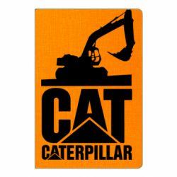 Блокнот А5 Caterpillar cat