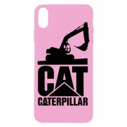 Чохол для iPhone X/Xs Caterpillar cat