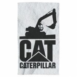 Рушник Caterpillar cat