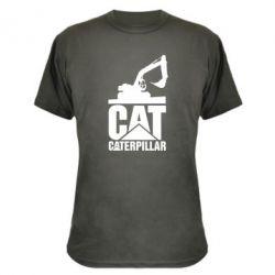 Камуфляжна футболка Caterpillar cat