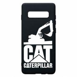Чохол для Samsung S10+ Caterpillar cat