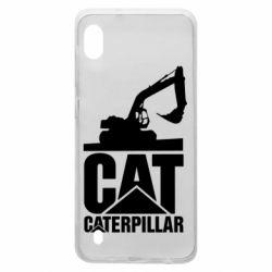 Чохол для Samsung A10 Caterpillar cat