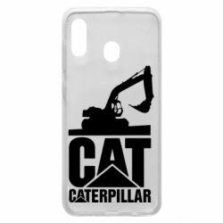 Чохол для Samsung A30 Caterpillar cat