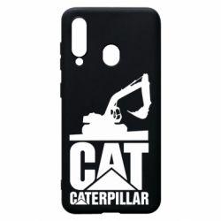 Чохол для Samsung A60 Caterpillar cat