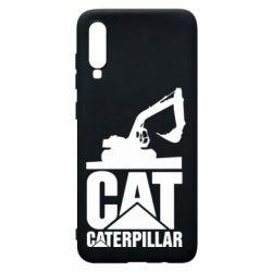 Чохол для Samsung A70 Caterpillar cat