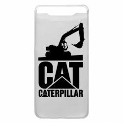 Чохол для Samsung A80 Caterpillar cat