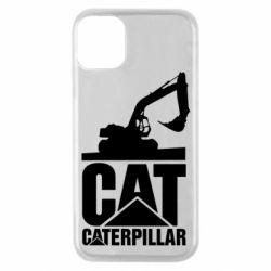 Чохол для iPhone 11 Pro Caterpillar cat