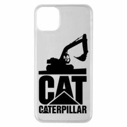Чохол для iPhone 11 Pro Max Caterpillar cat