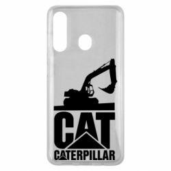 Чохол для Samsung M40 Caterpillar cat