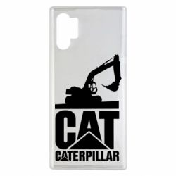 Чохол для Samsung Note 10 Plus Caterpillar cat