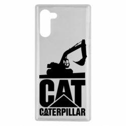 Чохол для Samsung Note 10 Caterpillar cat