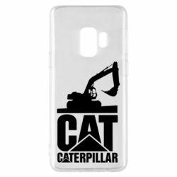 Чохол для Samsung S9 Caterpillar cat