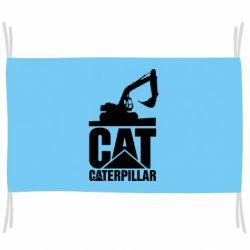 Прапор Caterpillar cat