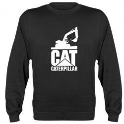 Реглан (світшот) Caterpillar cat