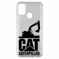 Чохол для Samsung M30s Caterpillar cat
