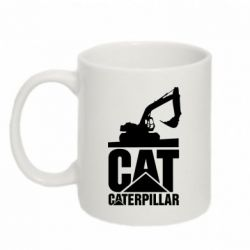 Кружка 320ml Caterpillar cat