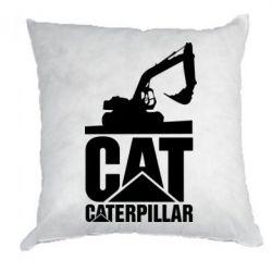 Подушка Caterpillar cat