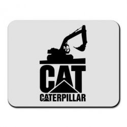 Килимок для миші Caterpillar cat