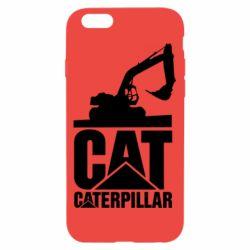 Чохол для iPhone 6/6S Caterpillar cat