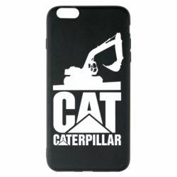 Чохол для iPhone 6 Plus/6S Plus Caterpillar cat