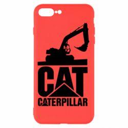 Чохол для iPhone 8 Plus Caterpillar cat