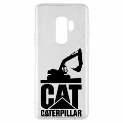 Чохол для Samsung S9+ Caterpillar cat