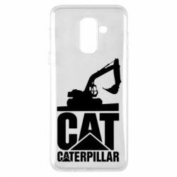 Чохол для Samsung A6+ 2018 Caterpillar cat